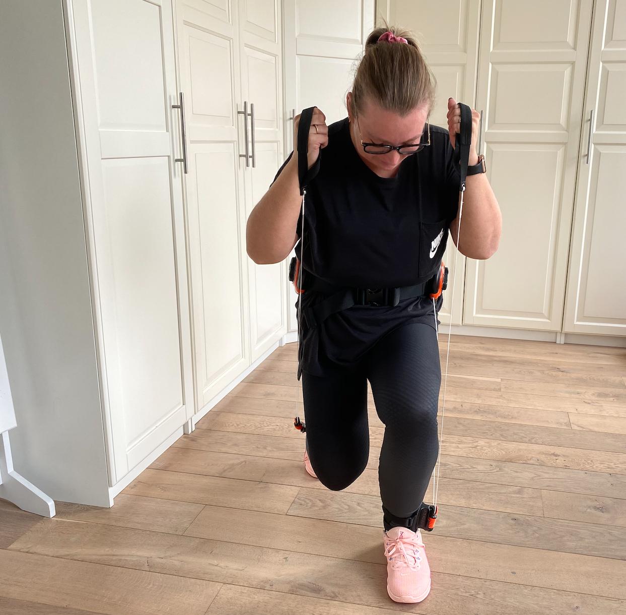 Thuis tien minuten per dag sporten met DISQ: mijn ervaring