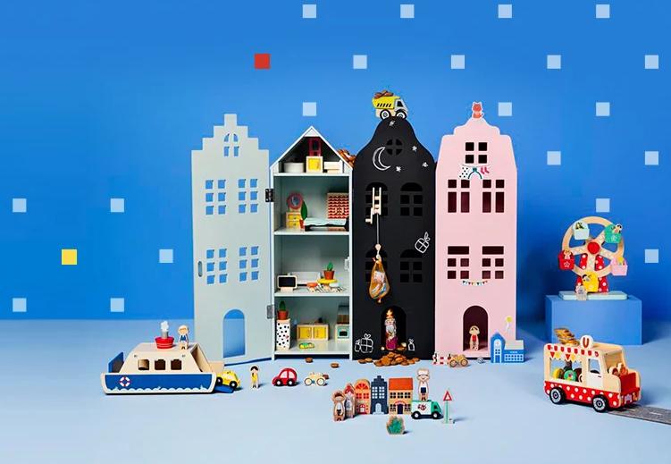 Dit nieuwe houten speelgoed van HEMA is fantastisch!