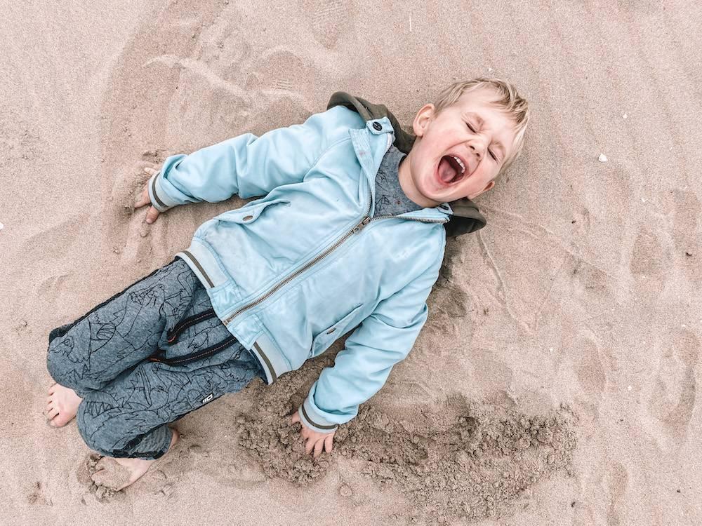 DIARY: twee keer naar het strand & heel erg moe
