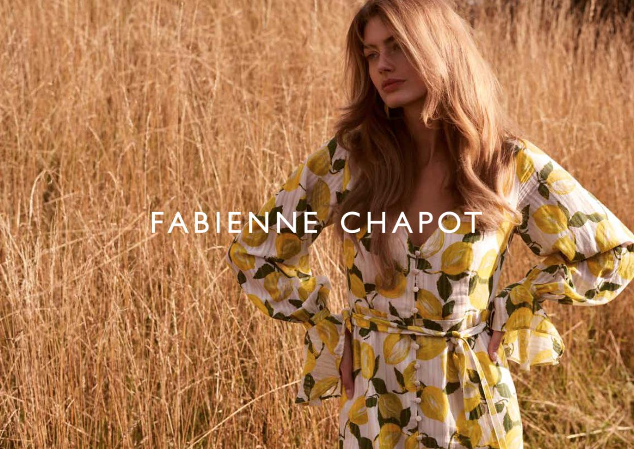 Favorieten van Fabienne Chapot voor zomer '21 (en dit komt er nog aan!)