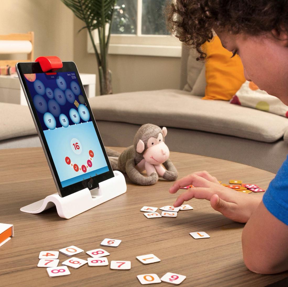 Osmo Genius Kit voor de iPad voor oudere kinderen