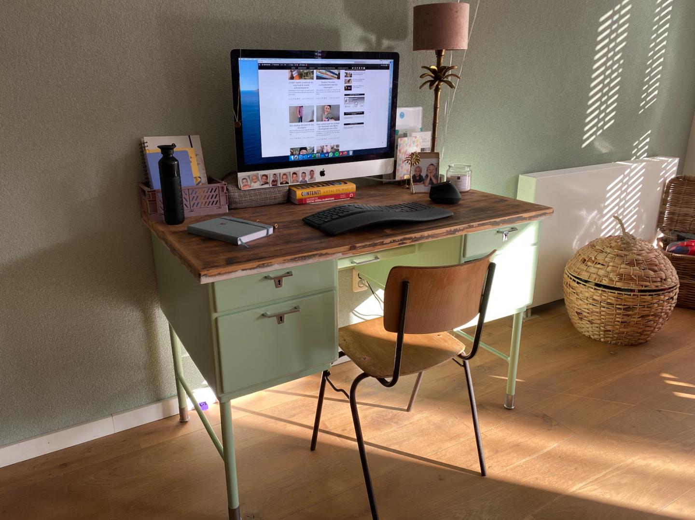 Mijn werkplek zo ergonomisch mogelijk maken