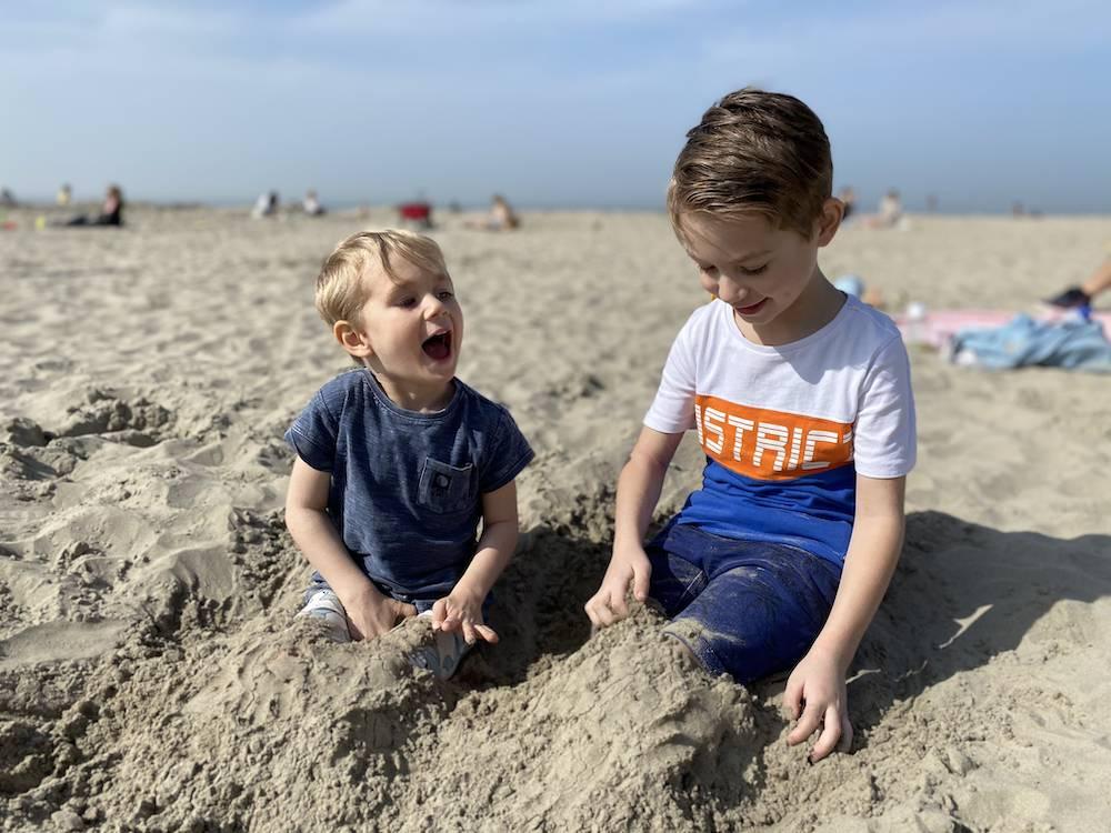 DIARY: lentedagen, naar het strand & helaas afgewezen