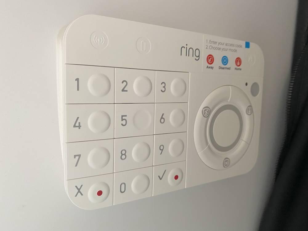Het alarmsysteem van Ring voor een veiliger gevoel