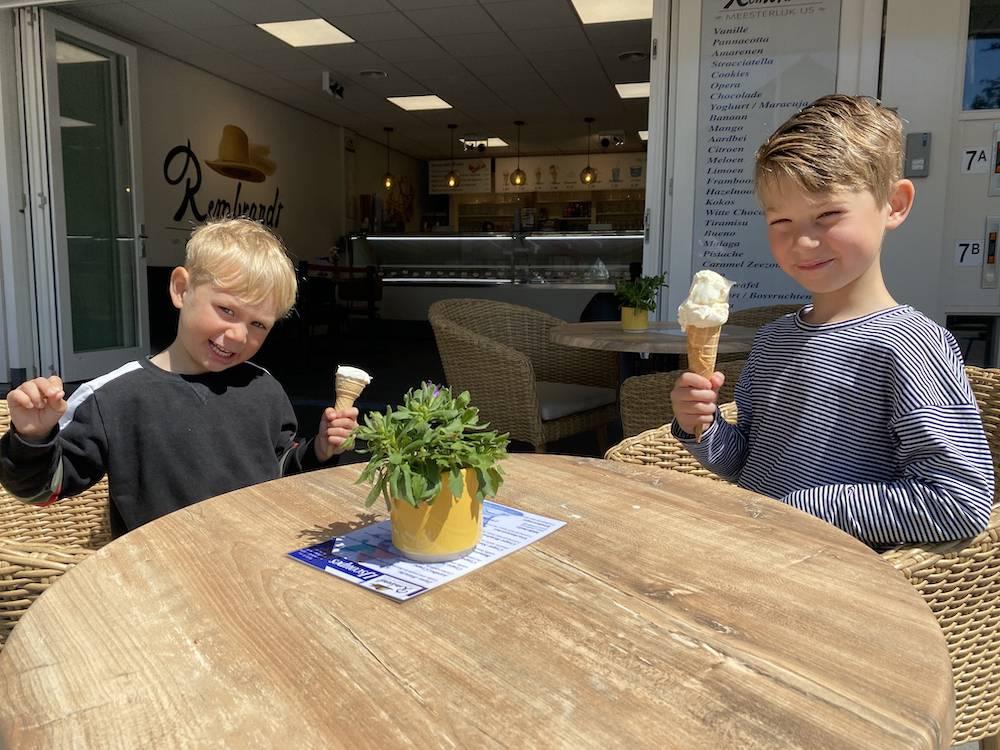 DIARY: twee basisschoolkinderen, skateboarden & zorgen om Maddox