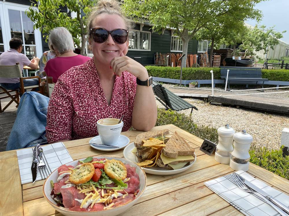 DIARY: strand, lunch & vaccinatie