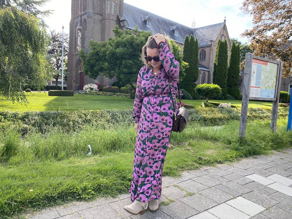 DIARY: Kraantje Lek, Amsterdam & papa 60 jaar