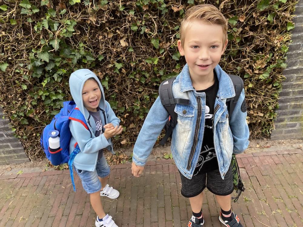 DIARY: back to school, werk & outlet shoppen