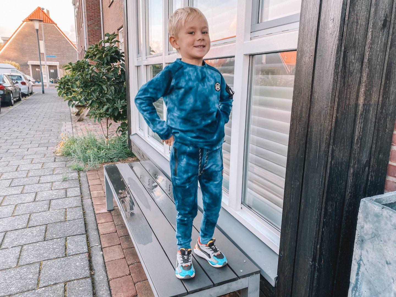 Shoplog: kleding voor de jongens voor het najaar